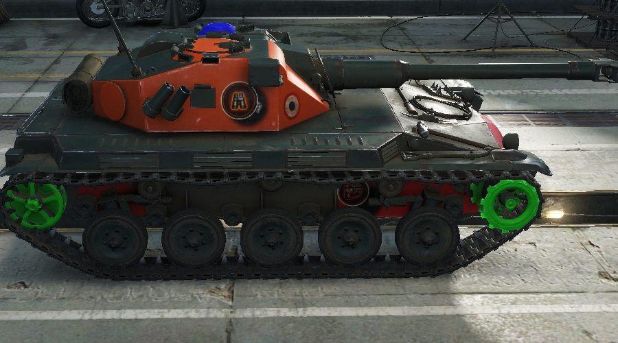 танк елка