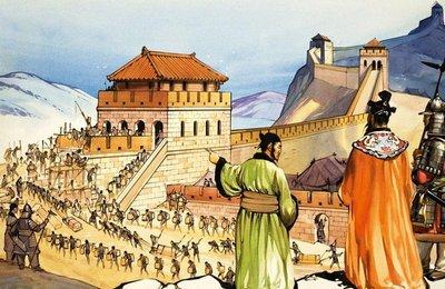 в долине какой реки сформировалась цивилизация китая