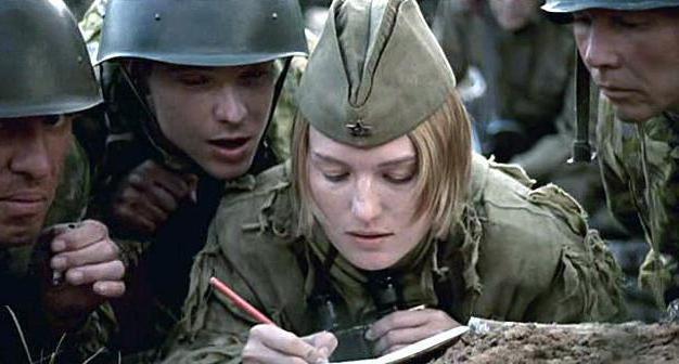 советские фильмы про снайперов