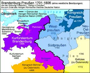 пруссия фридрих