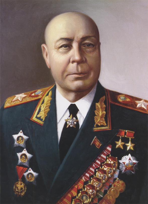 полководцы второй мировой войны