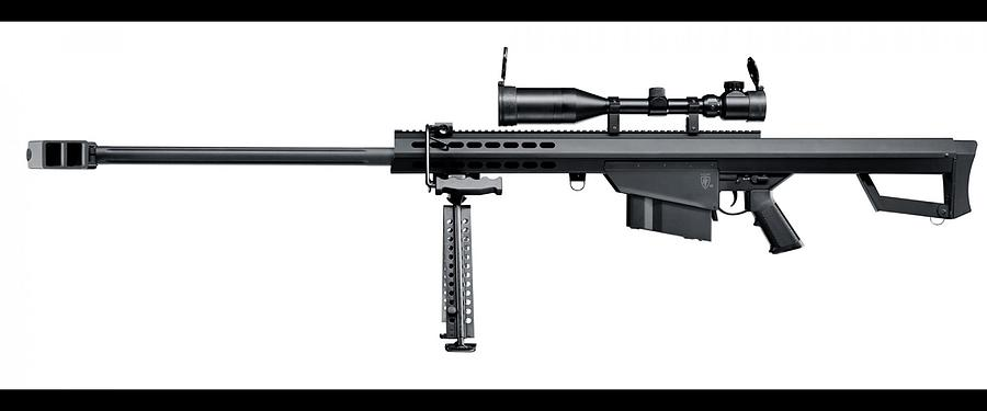 снайперская винтовка barrett