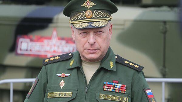 главком сухопутных войск россии