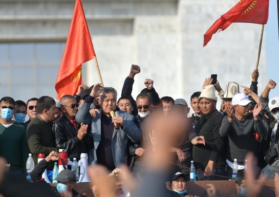 переворот в киргизии 2010