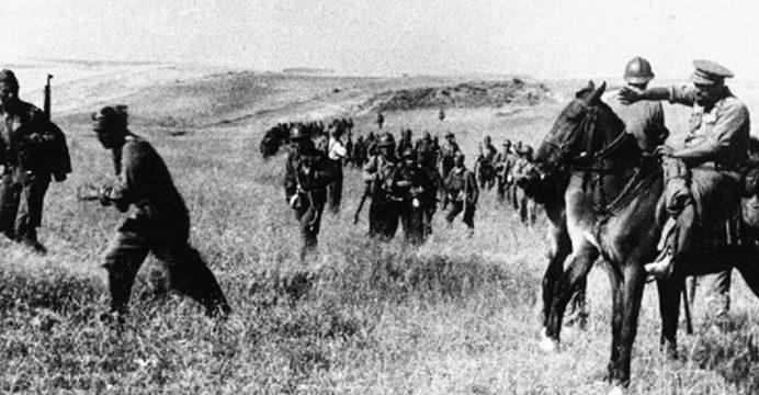 события 1918