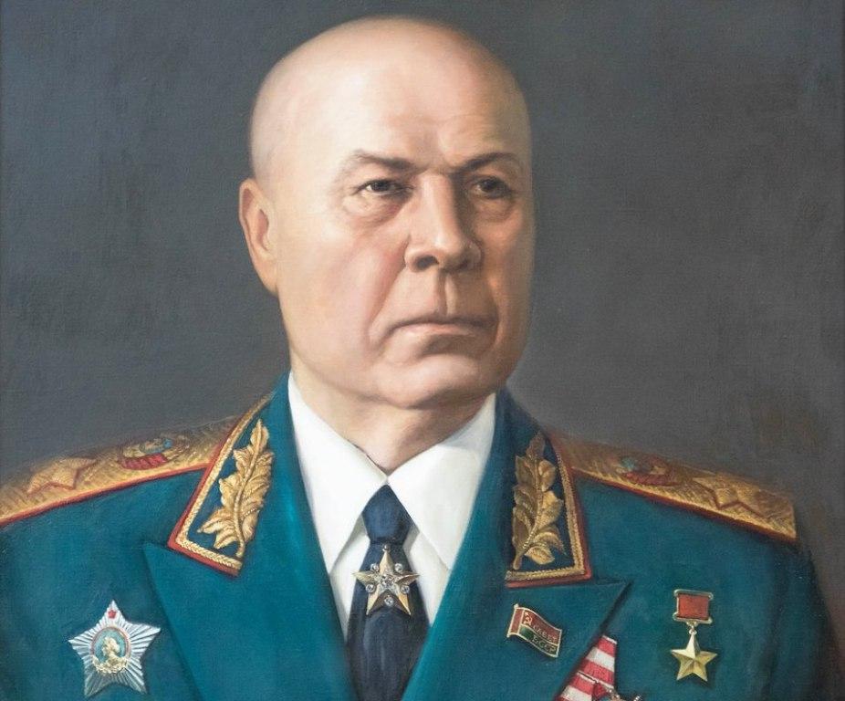 семен тимошенко маршал
