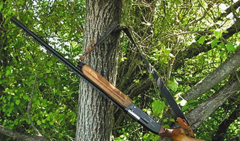 охотничье ружье бекас