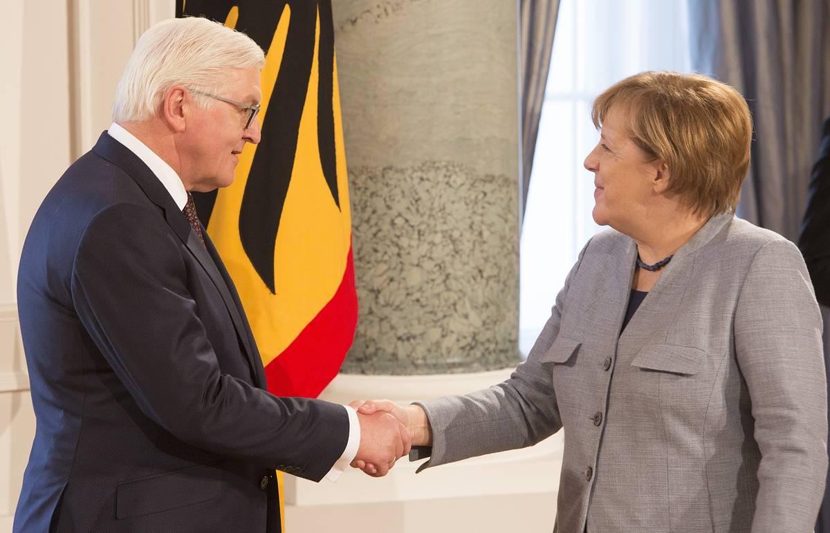 канцлеры германии с 1945