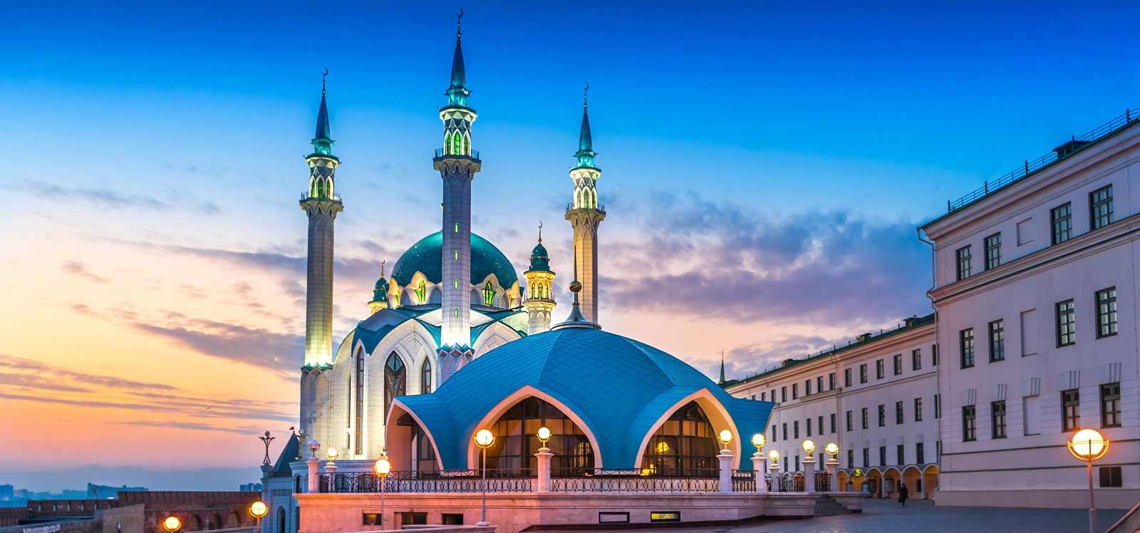 в каком округе находится татарстан