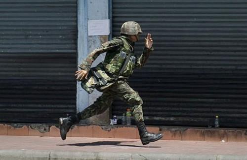 самовольное оставление воинской части