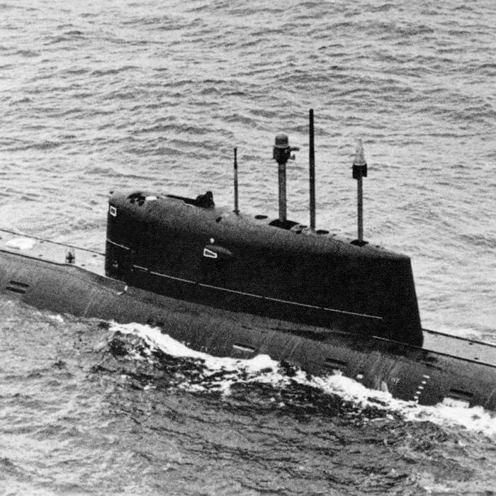 лодка комсомолец википедия