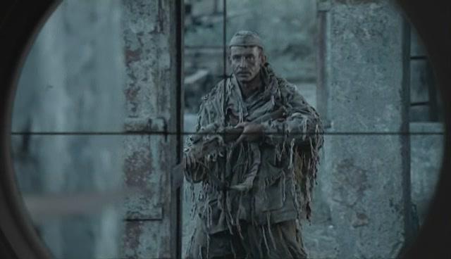 фильм про снайпершу в великую отечественную войну