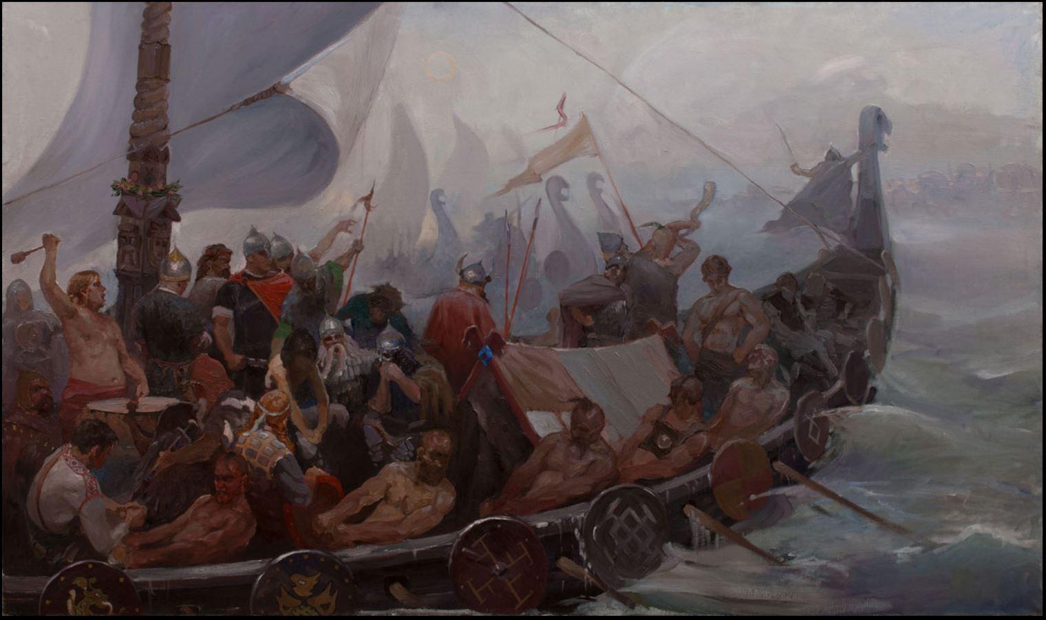 война с византией 967 971