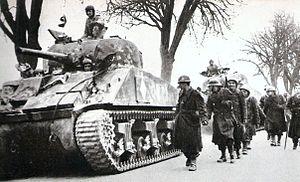 французские войска