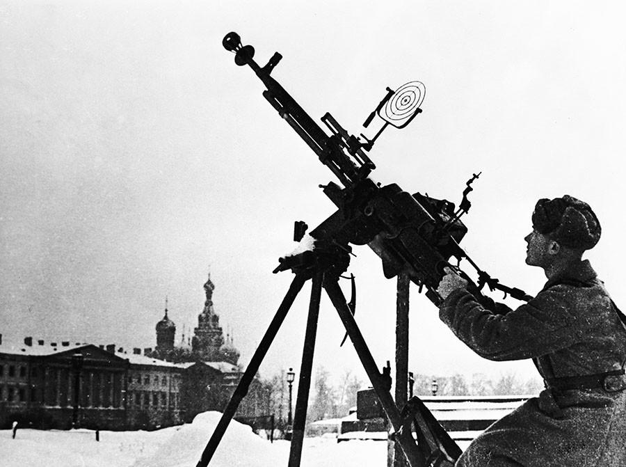 битва за ленинград кратко