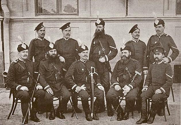 корпус жандармов при николае 1