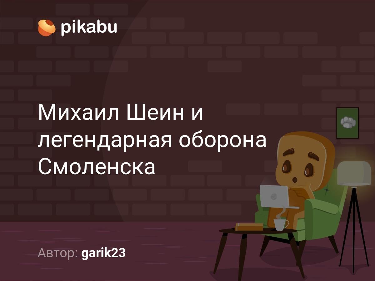михаил борисович шеин