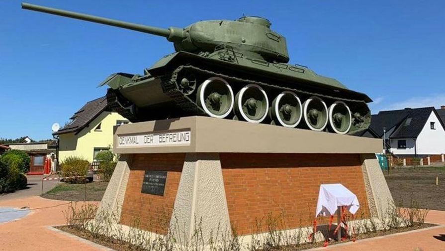 памятник воин освободитель