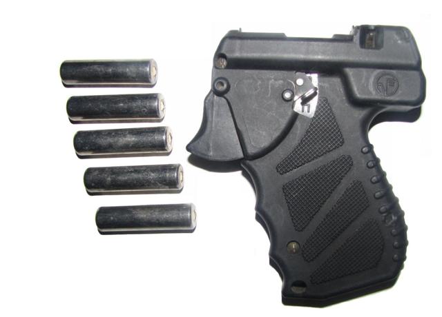 перцовый пистолет для самообороны