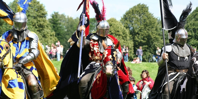 чем заканчивались состязания рыцарей