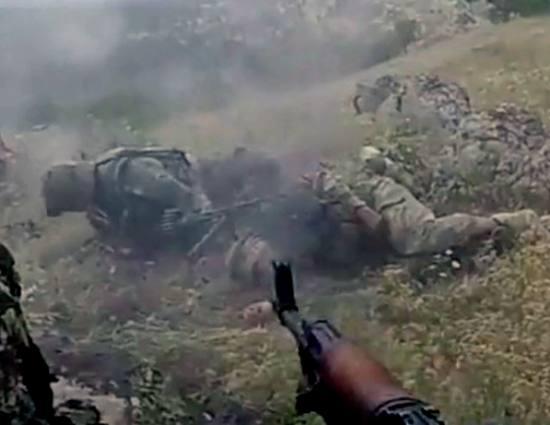война в сирии видео боевиков