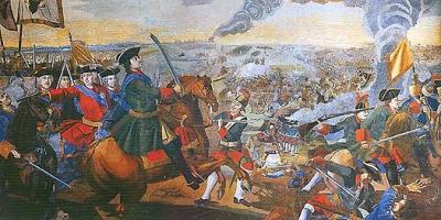 мать полтавской битвы
