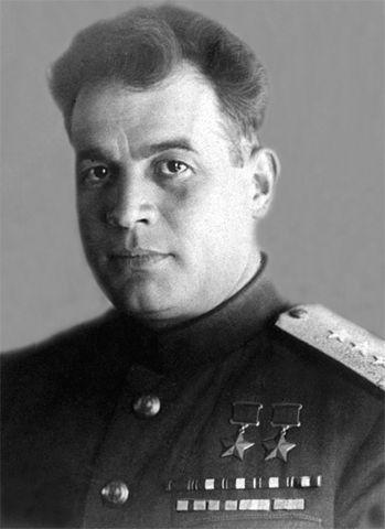 черняховский генерал
