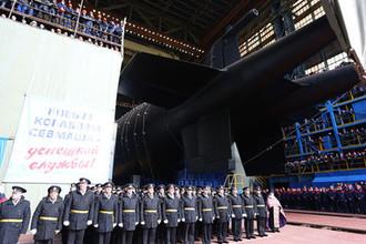 подводная лодка белгород