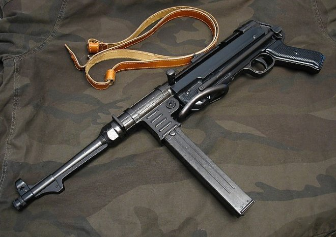 оружие времен великой отечественной войны