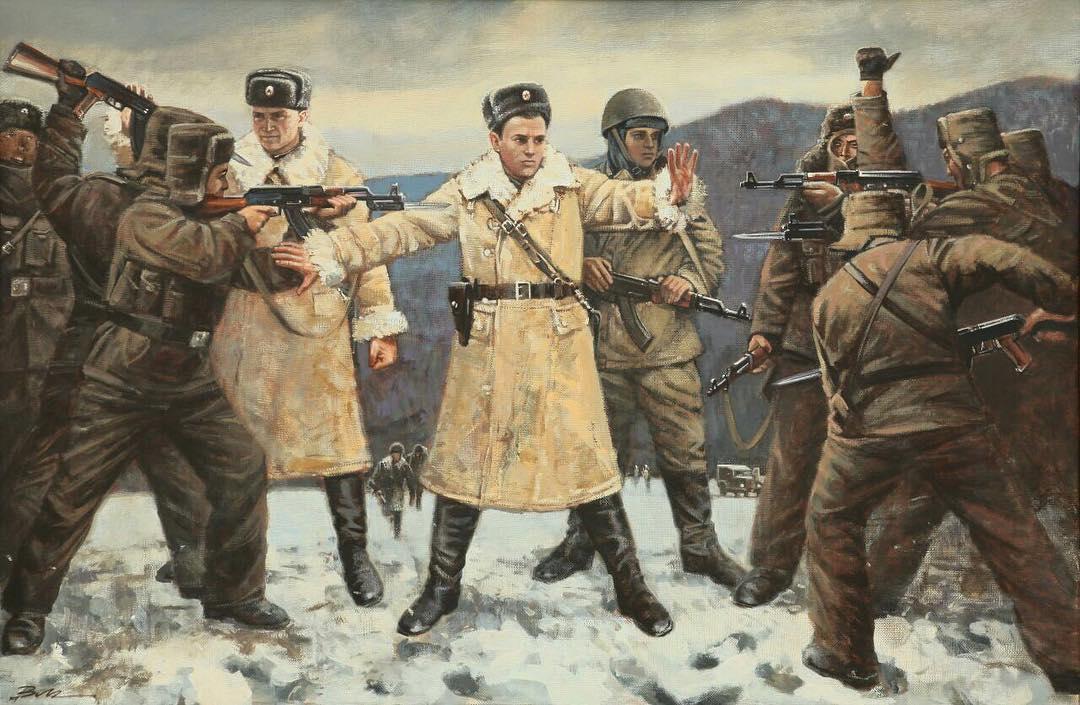 русско китайская война 1969
