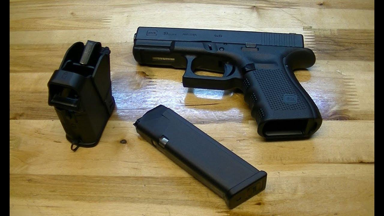травматический пистолет glock