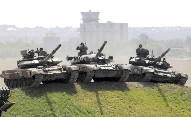 танковый полк количество танков