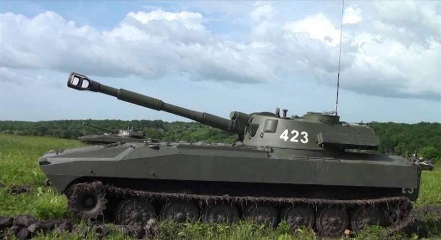 гвоздика танк