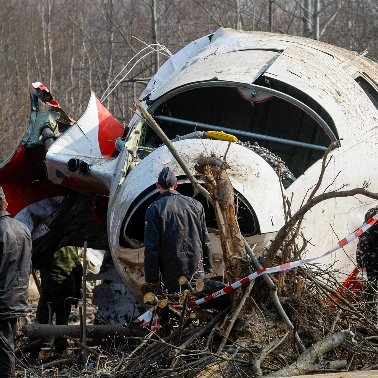 катастрофа ту 154 в смоленске