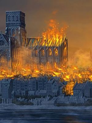когда случился великий пожар в лондоне