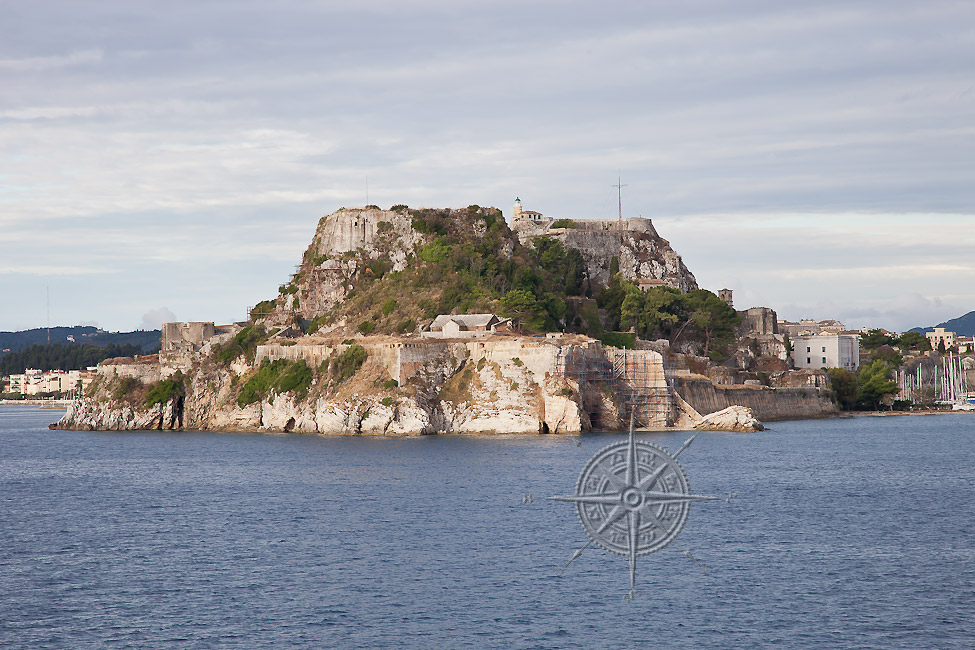 взятие острова корфу