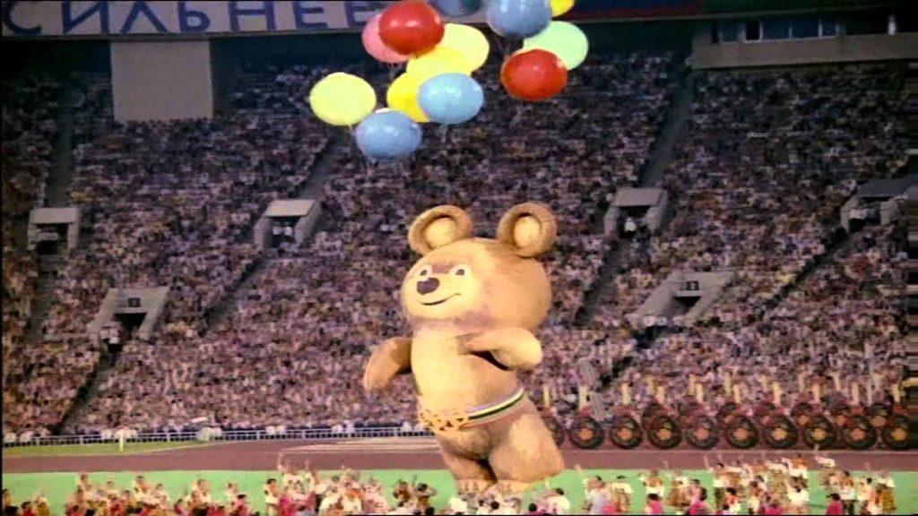 символ олимпиады 1980