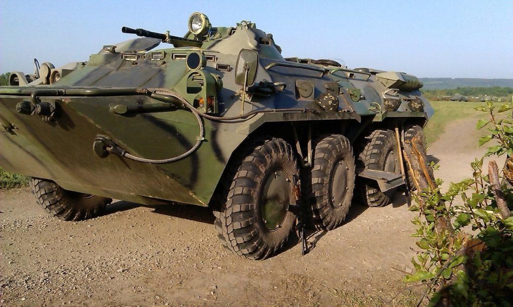 российские бронеавтомобили