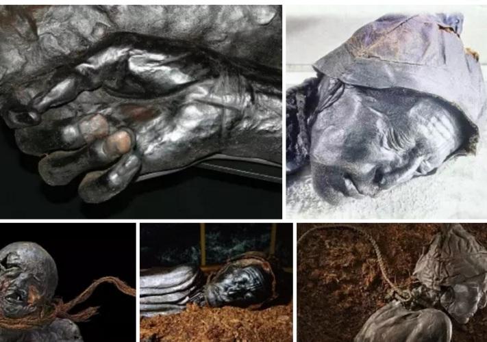 болотные мумии