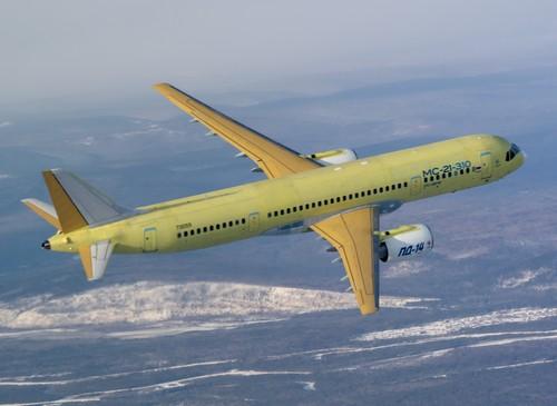 авиастроение в россии