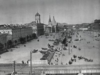 питер столица россии