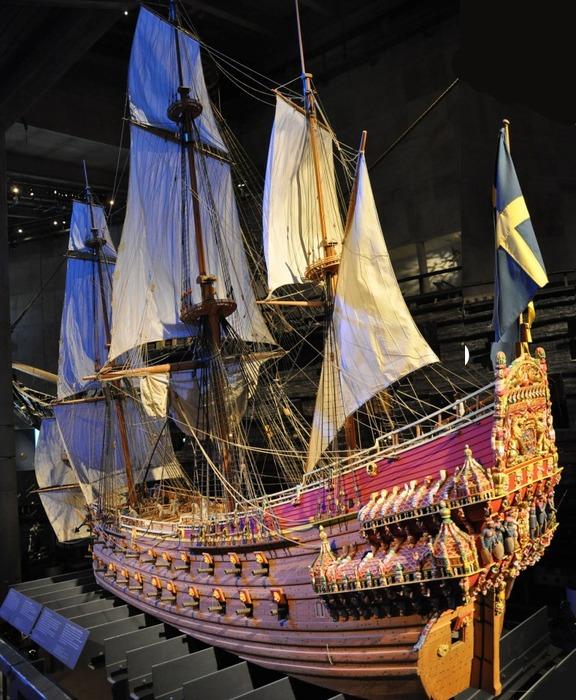 морской корабль