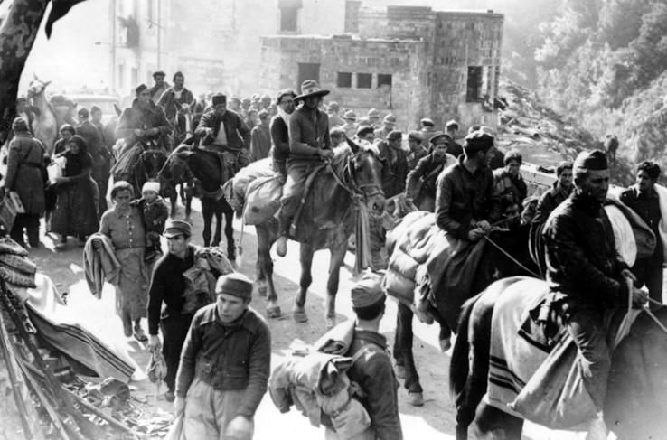 испанская война 1936 1939