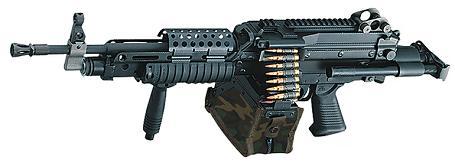 м249 пулемет
