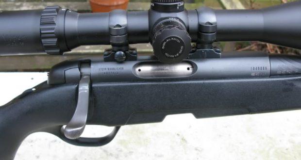 манлихер винтовка 308