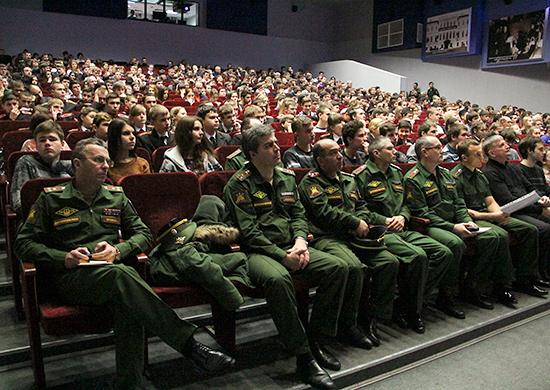 военная академия петра великого