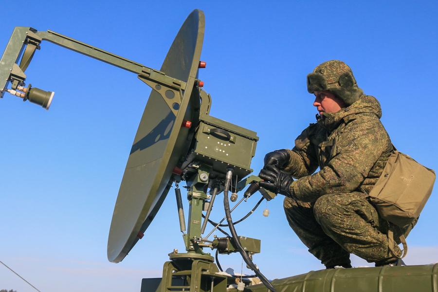 войска связи вооруженных сил российской федерации