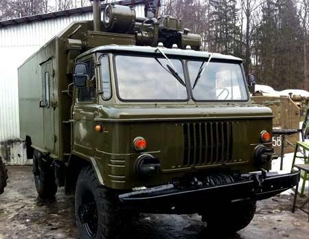 продажа военных автомобилей с консервации