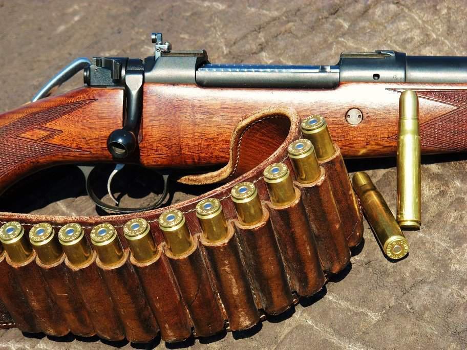 чистка оружия после стрельбы