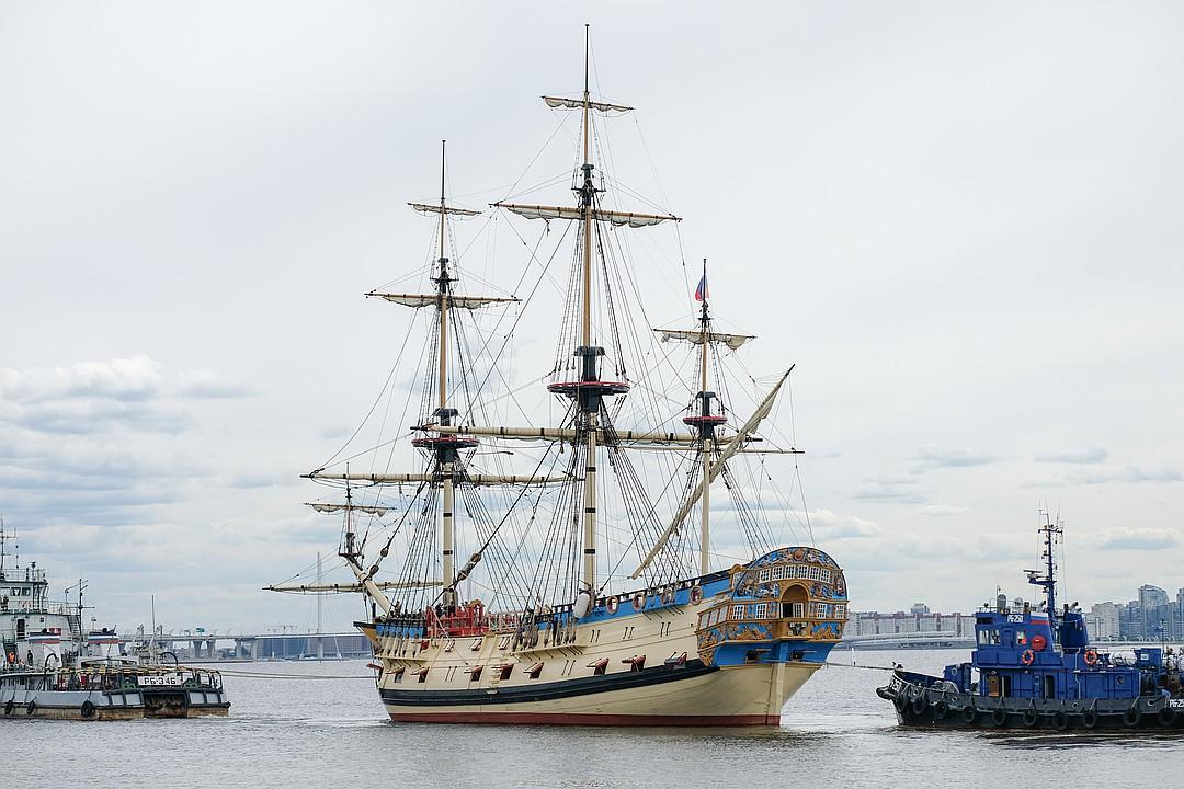 полтава корабль санкт петербург